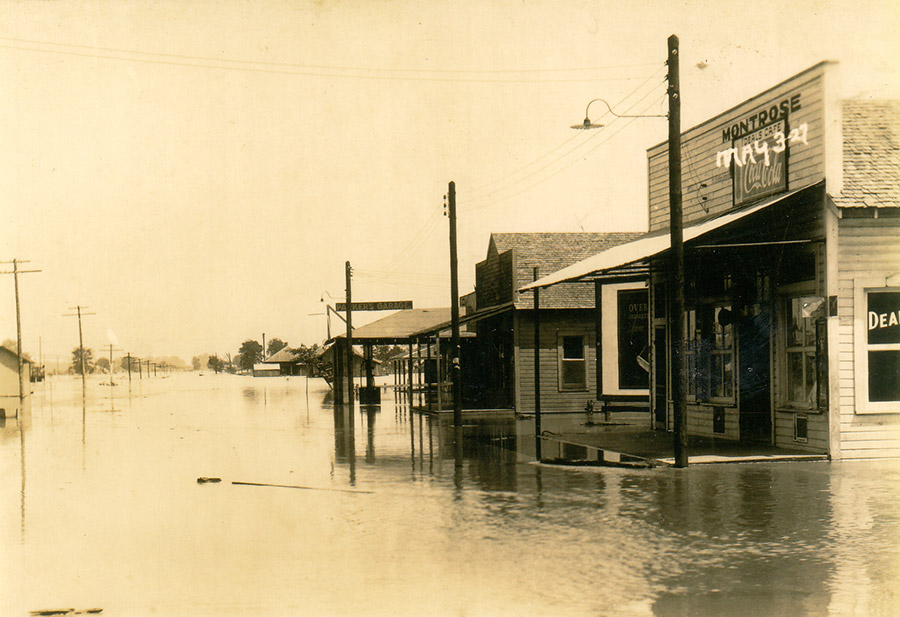 Montrose Flood
