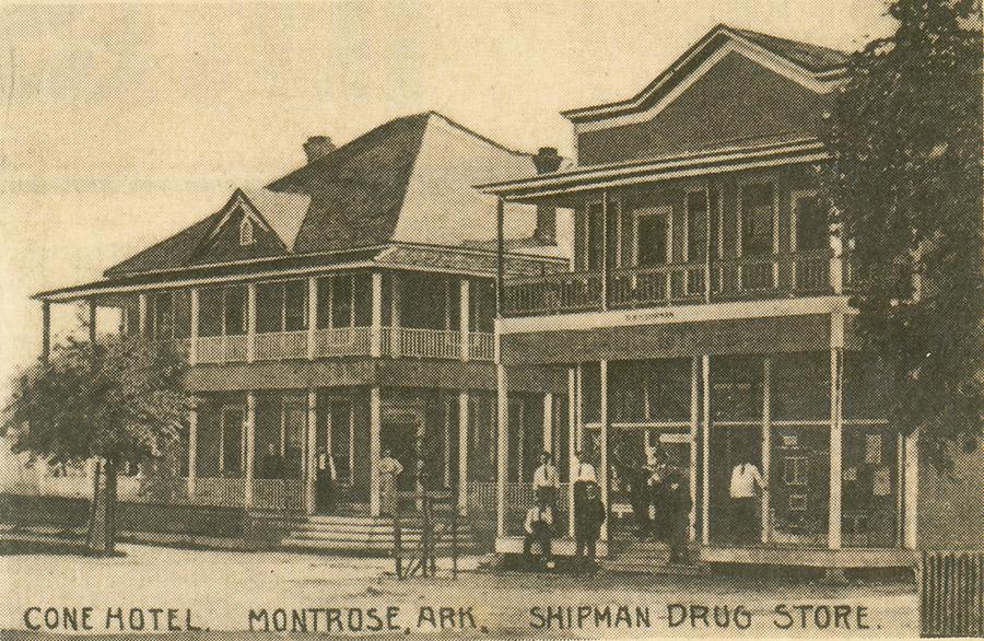 Montrose; 1908