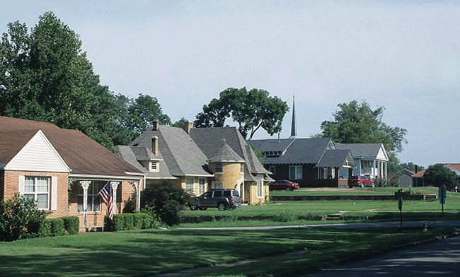 Moose Addition Neighborhood Historic District