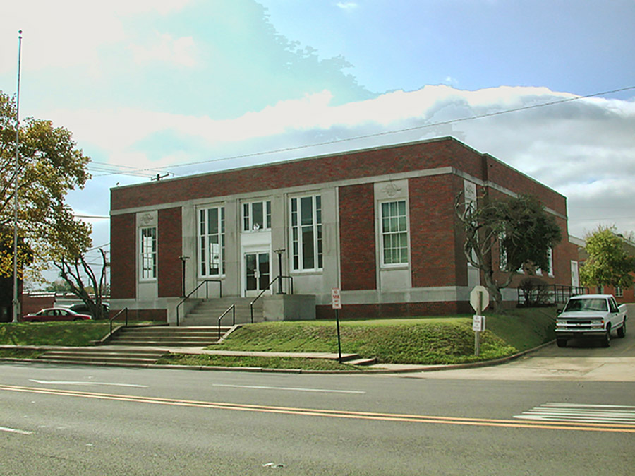 Morrilton Post Office