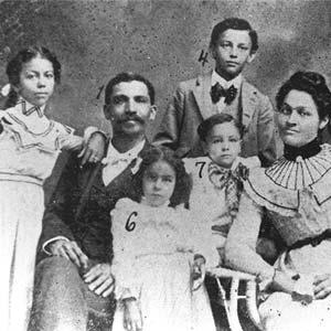 E. C. Morris Family