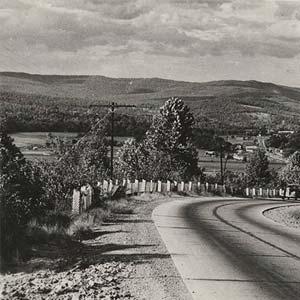 View of Mountainburg