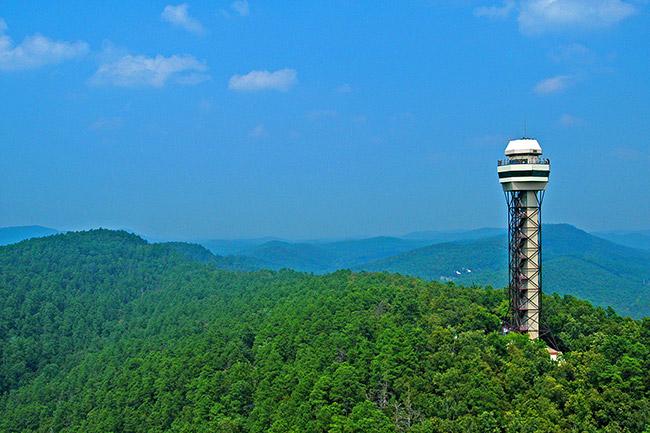 Mountain Tower