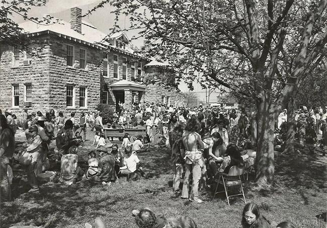 Arkansas Folk Festival; 1978