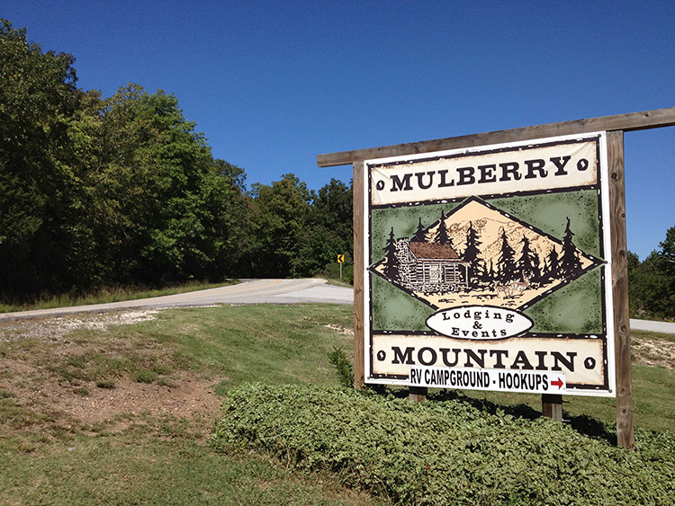 Mulberry Mountain