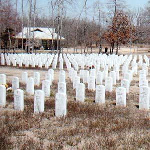 NLR Veterans Cemetery