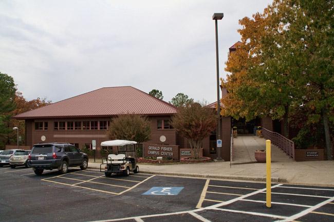 Gerald Fisher Campus Center
