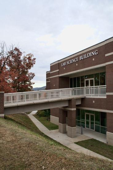 NPCC Lab Science Building