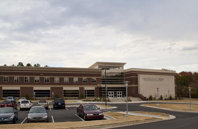 NPCC Dierks Building