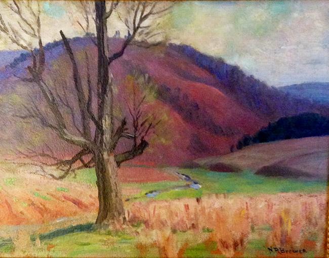 Nicholas Brewer Landscape