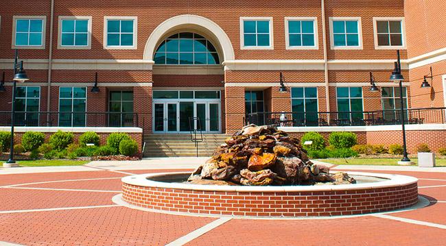 Becky Paneitz Student Center
