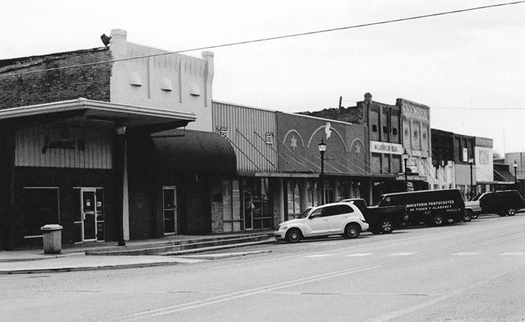 Nashville Commercial Historic District