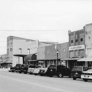 Nashville Commercial Historic District