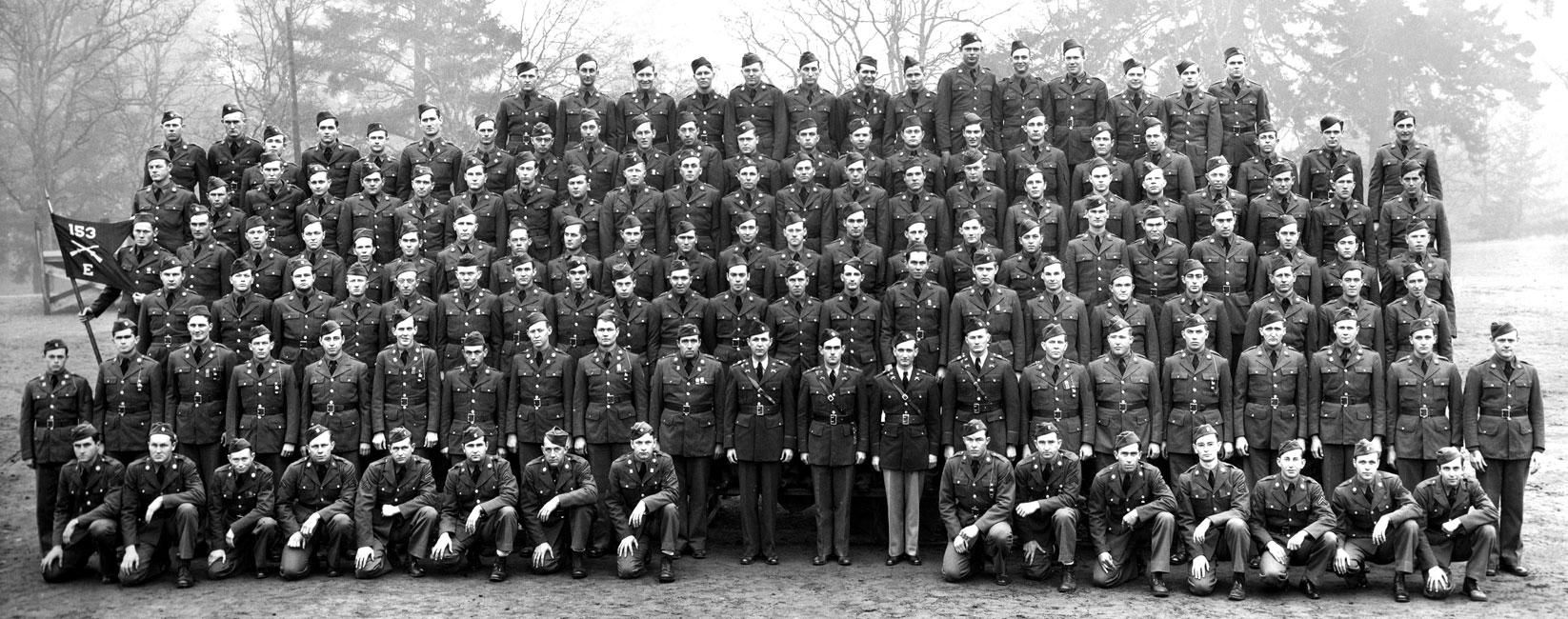 Williwaw War Troops