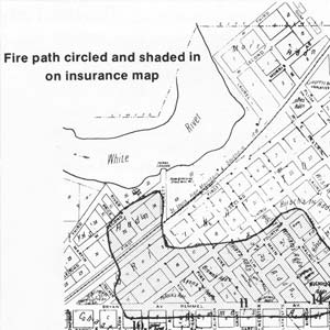 Newport Fire Map