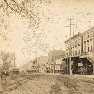 Front Street