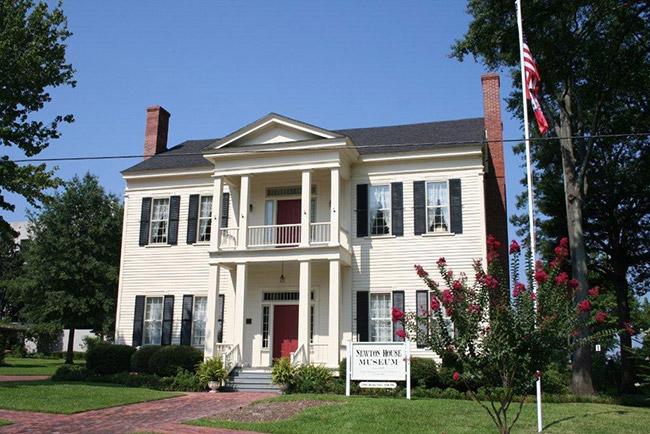 Newton House Museum