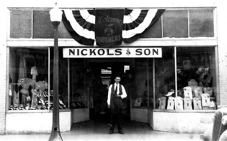 Nickols & Son Store