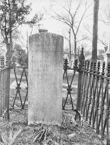 Fent Noland Grave