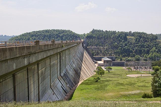 Norfork Dam