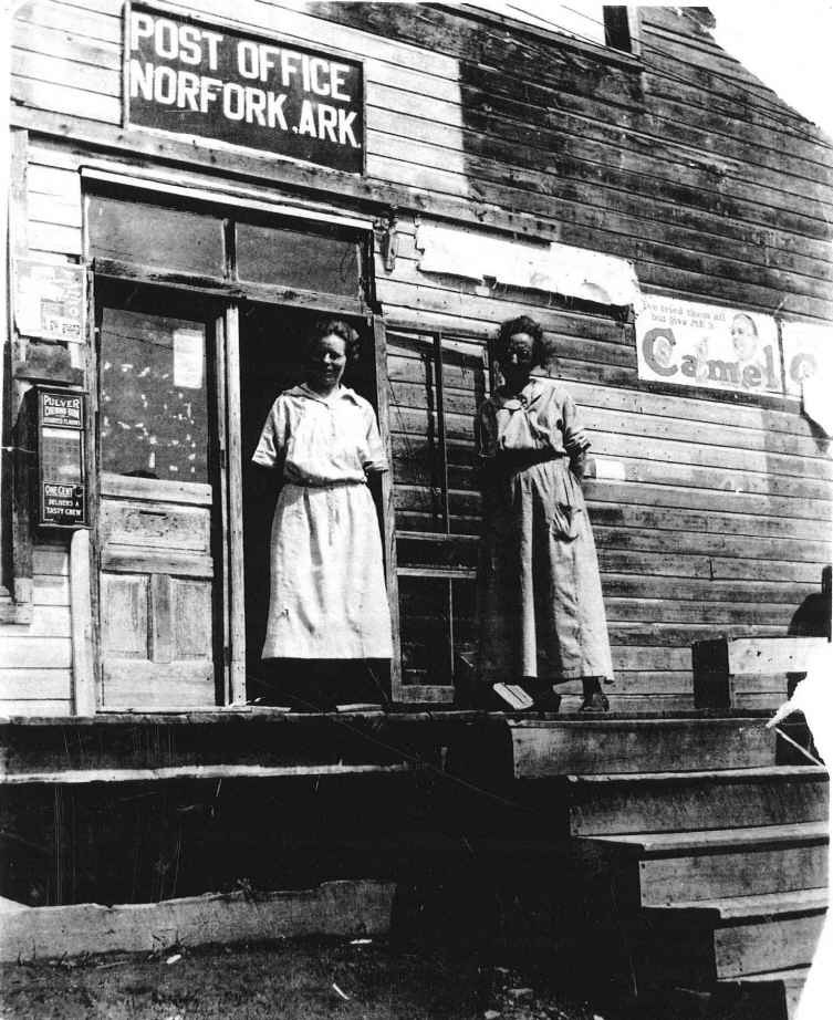 Norfork Post Office