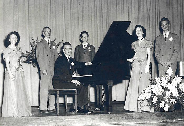 Norman Smith Recital