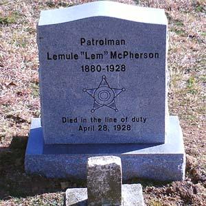 McPherson Grave