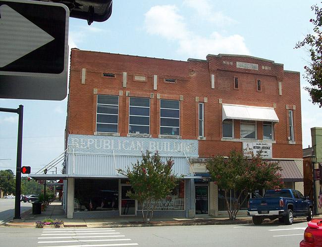 Oddfellows Building