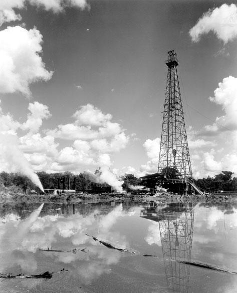 El Dorado: Oil Rig