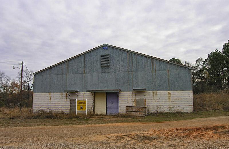 Okolona Colored High School Gymnasium
