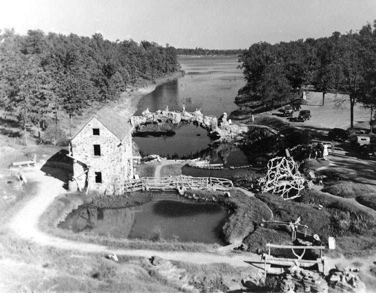 North Little Rock: Old Mill