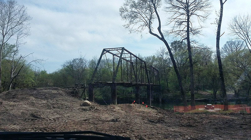 Old River Bridge Restoration