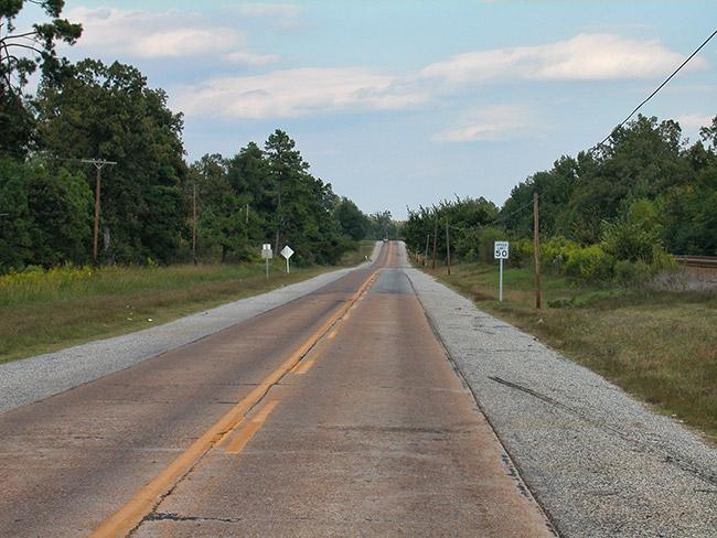 Old U.S. Highway 67