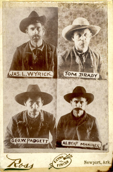 Olyphant Train Robbers
