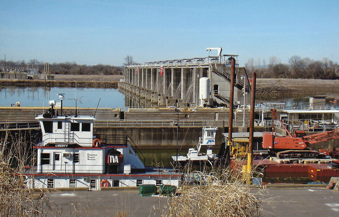 Arthur Ormond Lock and Dam