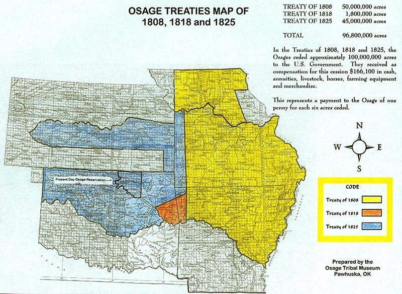 Osage Treaties