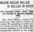 Oscar Miller Death Notice