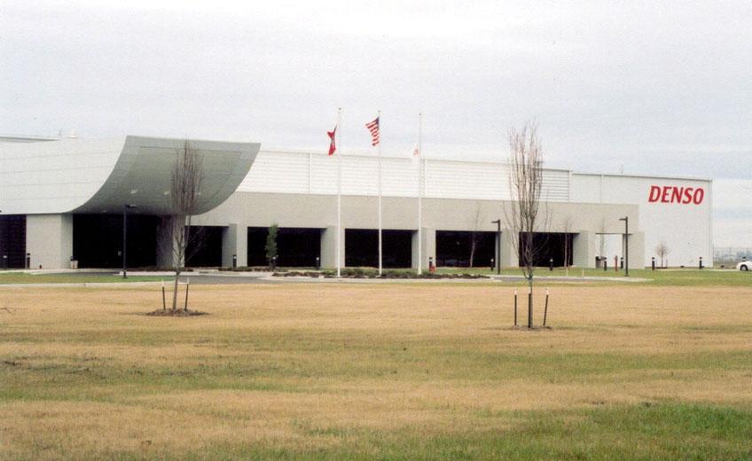 Osceola: Automotive Parts Plant
