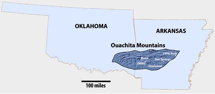 Ouachita Mountains Biological Station