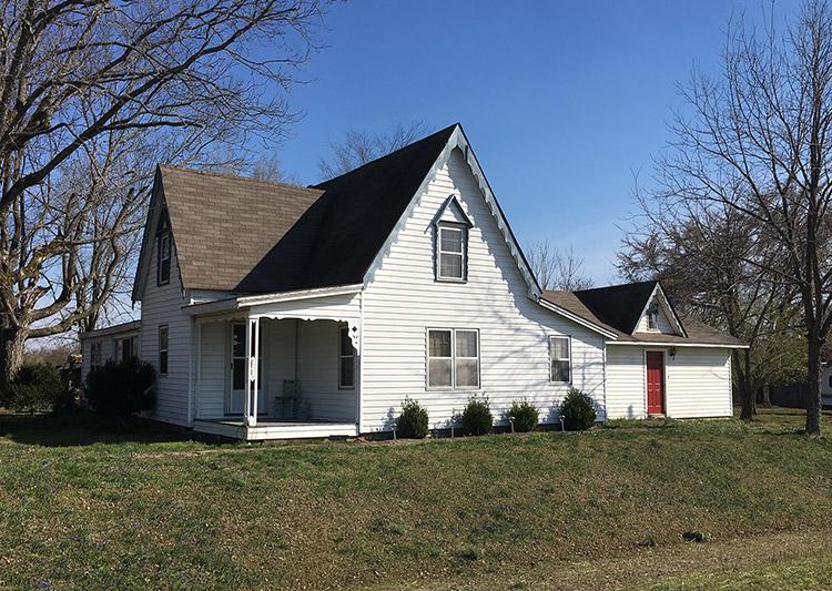 Overton/Hawkins House
