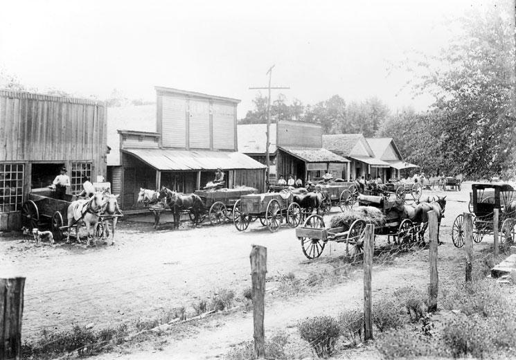 Cane Hill: Main Street