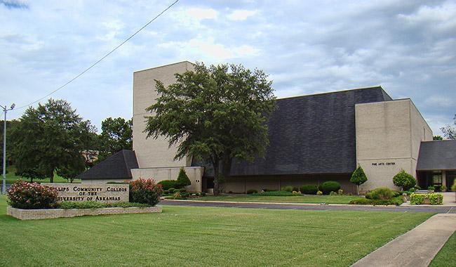 Phillips Community College Fine Arts Center