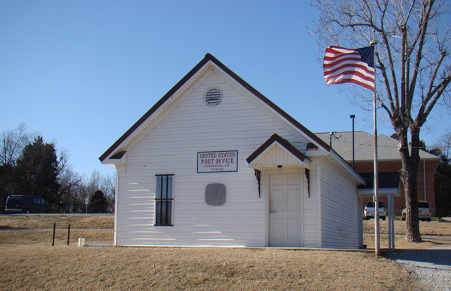 Powhatan Post Office