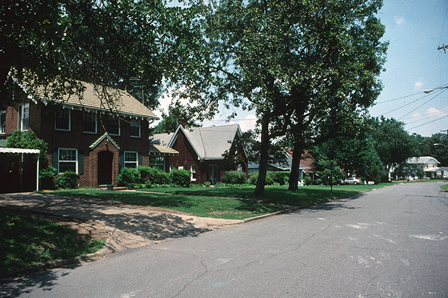 Park Hill Historic District