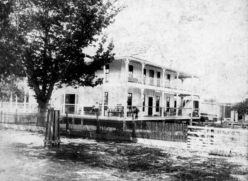 Parnell Springs Hotel