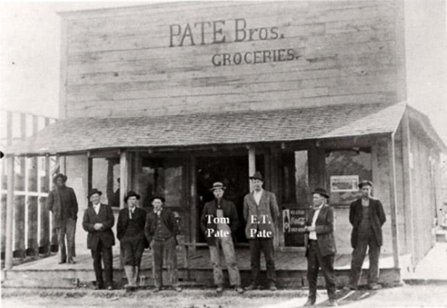 Pate Bros. Groceries