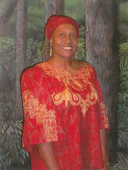 Patricia Washington McGraw