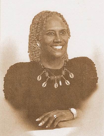 Patricia Washington McGraw