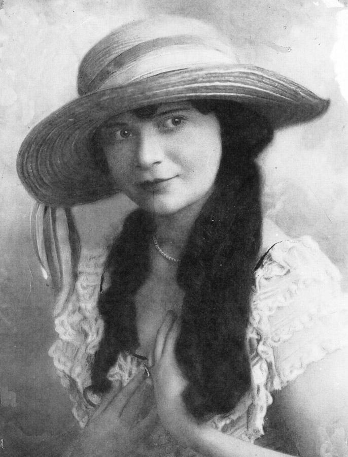 Pearl Kinman