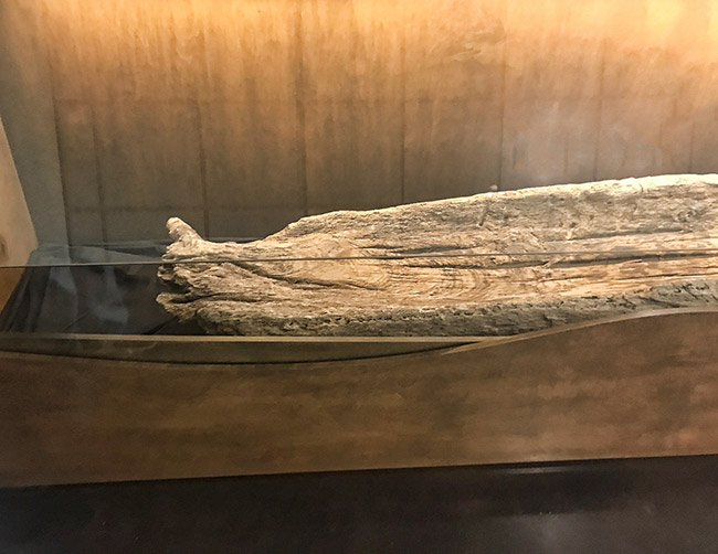 Peeler Bend Canoe